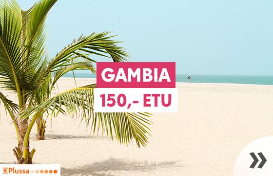 Talvilöyty: Gambia
