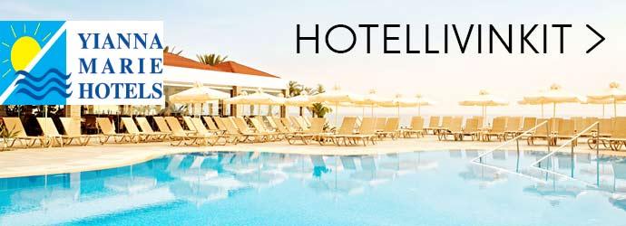 Hotellisuositukset Protaraksen