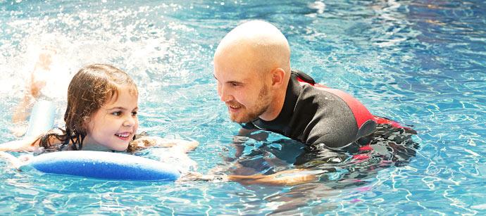 Sunwingin uimakoulu